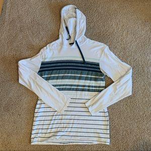 Men's Large Billabong T-Shirt Hoodie